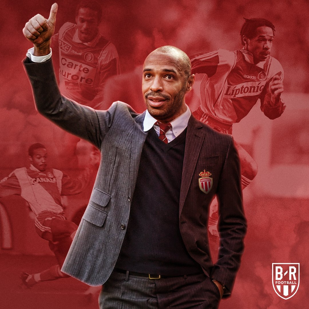 Monaco confirm Thierry Henry's return as manager 🔴⚪