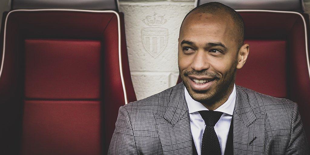 📄@ThierryHenry nommé entraîneur de l'AS Monaco  Communiqué ➡ https://t.co/yp900aiWDT  #ForeverMonaco