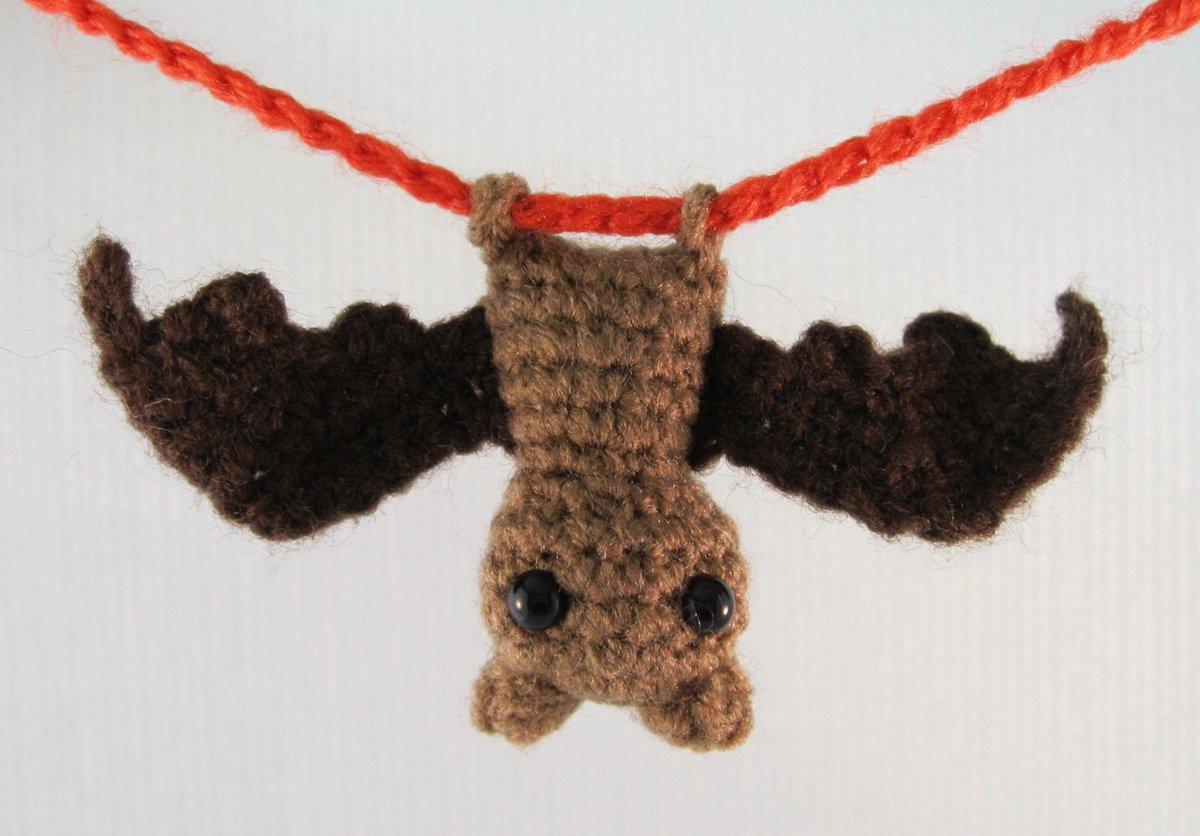 Crochet Amigurumi Bat Pattern - Amigurumi Crochet Animals ... | 836x1200