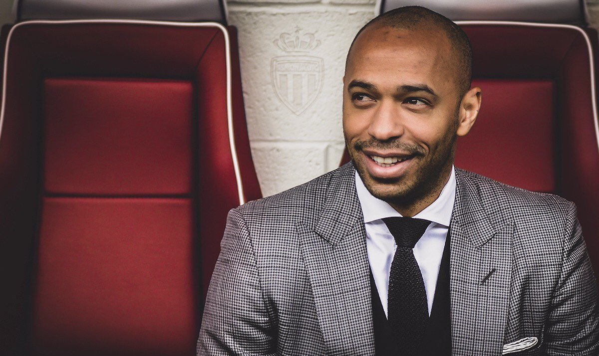 Official: Thierry Henry has been named as AS Monaco's new manager, replacing Leonardo Jardim. #afc<br>http://pic.twitter.com/fgffK4pvHA