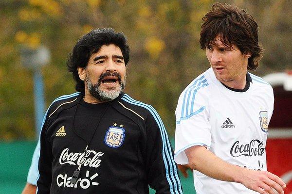 Maradona Foto