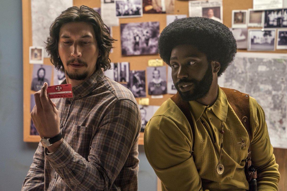 BlacKkKlansman review – Spike Lee's best work in over a decade #blackkklansman :  https:// nomajesty.com/blackkklansman -review/ &nbsp; … <br>http://pic.twitter.com/WBU67HouKb