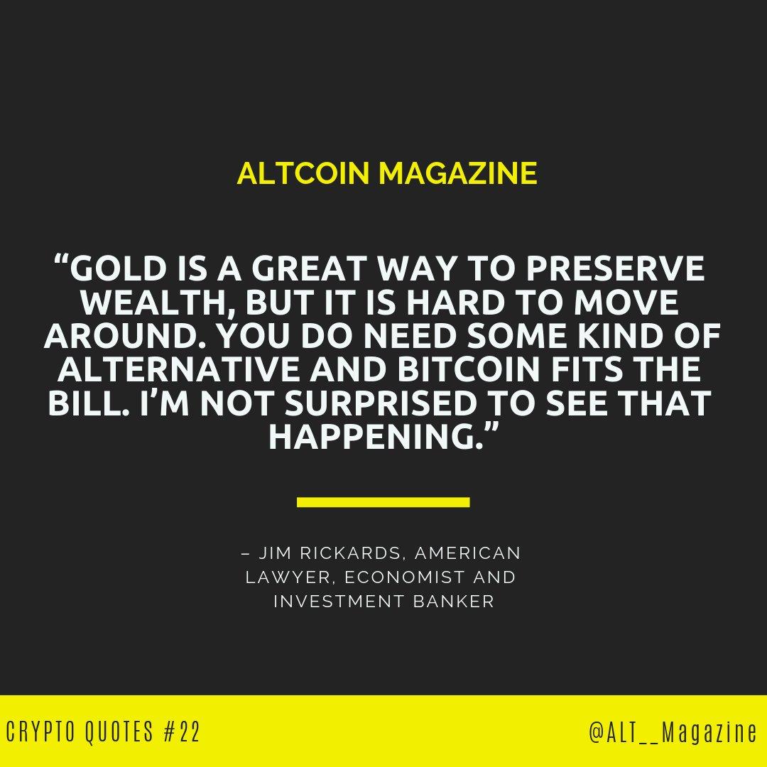 Altcoin Magazine on Twitter: \