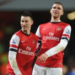 Laurent Koscielny Twitter Photo