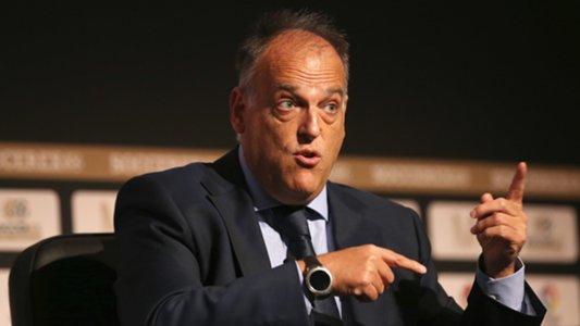 """Javier Tebas en remet une couche sur le PSG : """"Une finale Paris-City ? Ils la joueront à Dubaï ou au Qatar"""" http://dlvr.it/QnCblh  - FestivalFocus"""