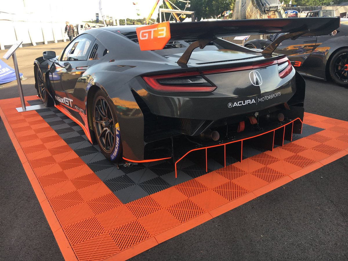 Hpd North American Motorsport On Twitter All About The New Acura Nsx Gt3 Evo Https T Co Lozxvgubw0
