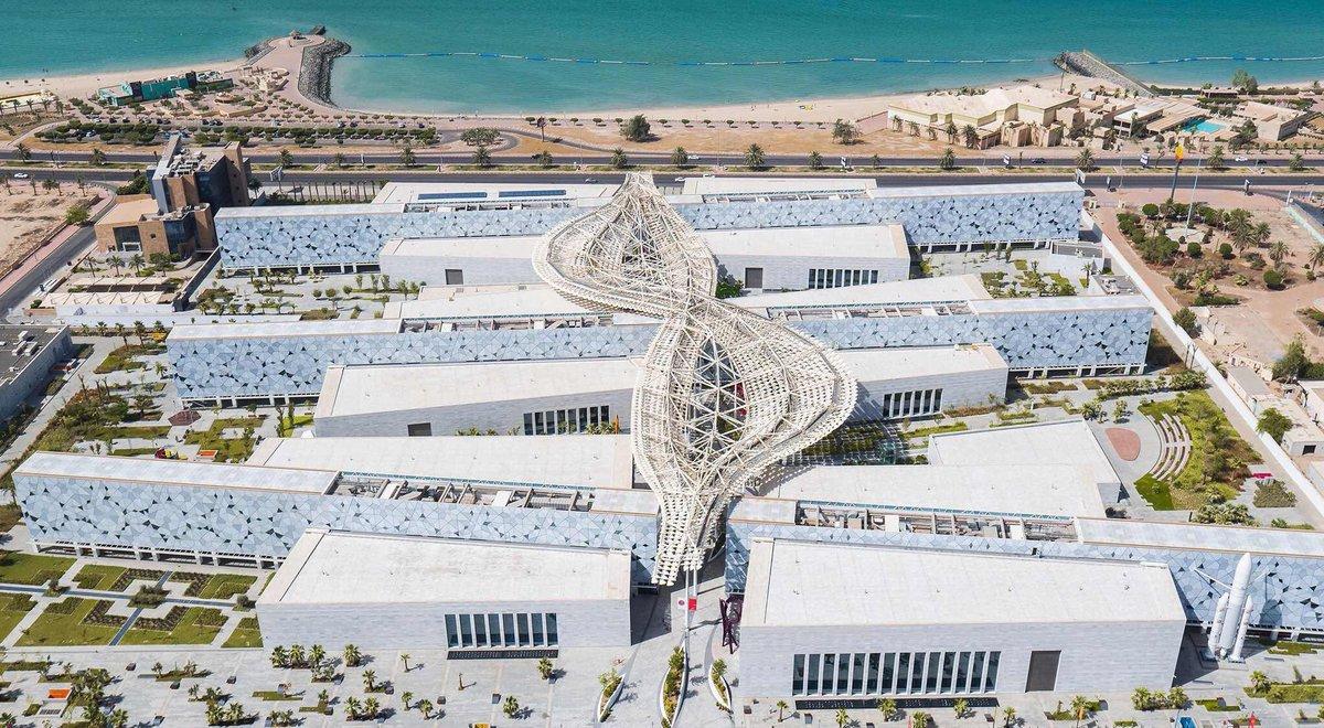 مركز عبدالله السالم الثقافي يفوز بجائزة أفضل مشروع هندسي في الشرق الأوسط وشمال إفريقيا  #رؤية_2035 #نيو_كويت #كويت_جديدة https://t.co/fO1utkUZmJ