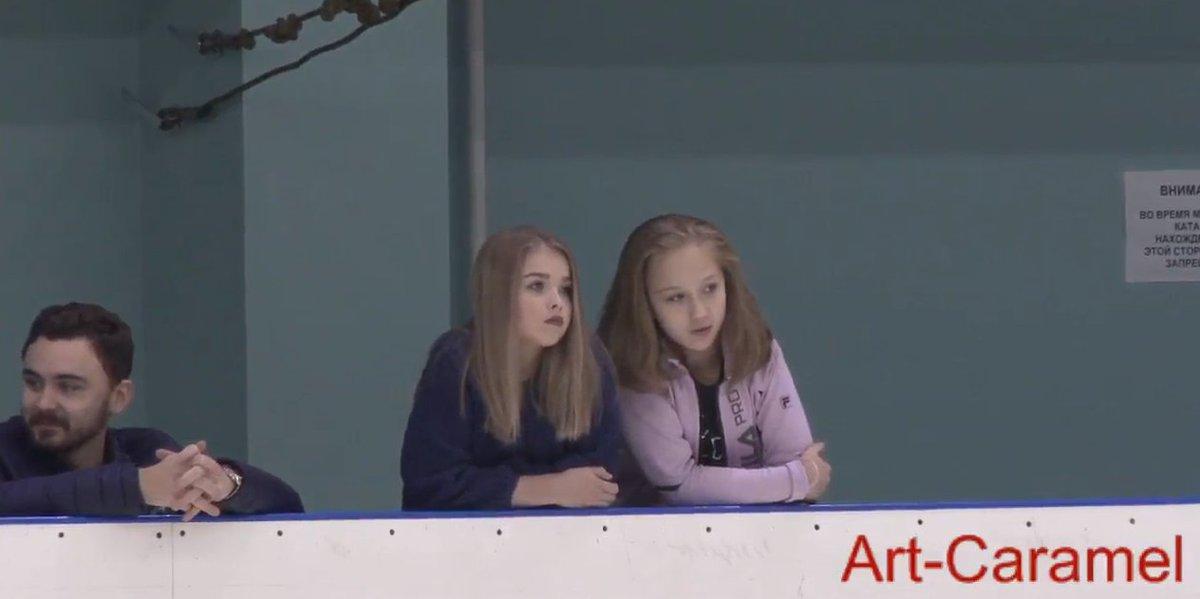 Российские соревнования сезона 2018-2019 (общая) - Страница 10 DpYsSQUWsAElU51