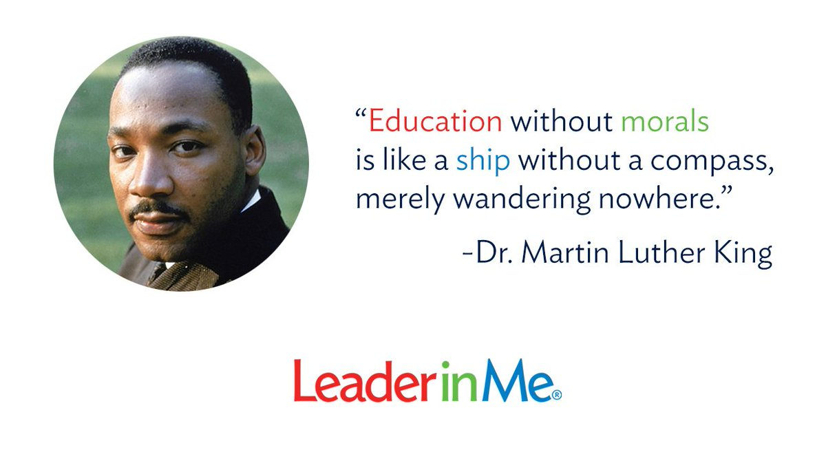 Some would argue the two go hand-in-hand. #leadership #k12 #edchat
