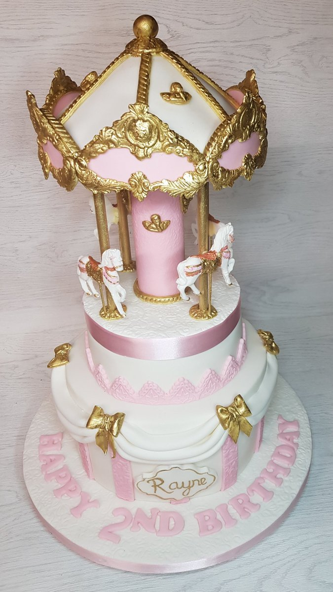 Magnificent Simple Wish Cakes On Twitter Simplewishcakes Handmade Carousel Funny Birthday Cards Online Inifodamsfinfo