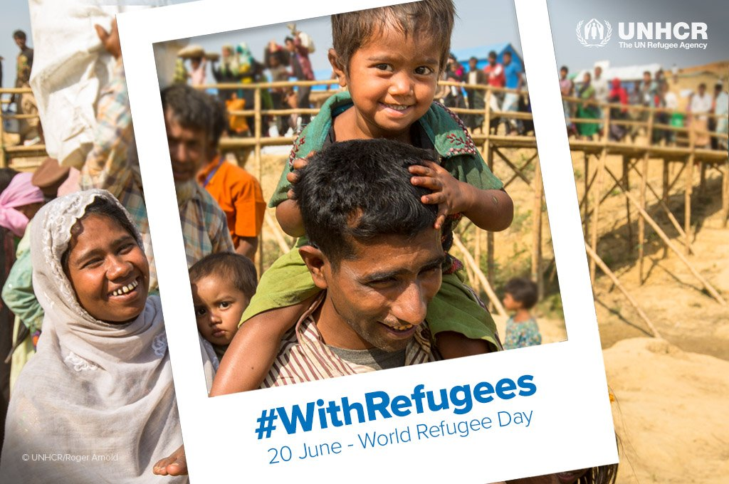 Now more than ever, we need to stand #WithRefugees. Please stand with us: trib.al/JtxIiuF