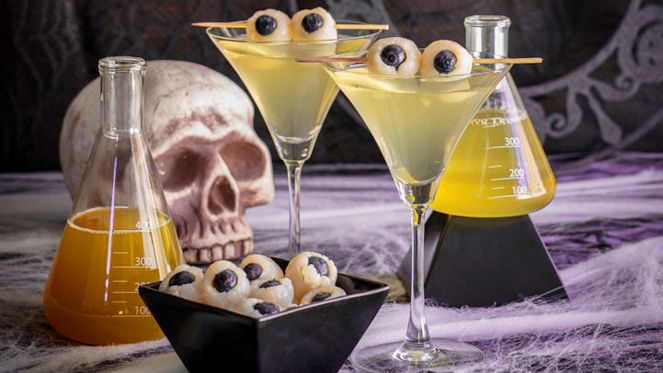 9 Spooky (and Delicious) Cocktail #Recipes to Celebrate #Halloween https://t.co/zlCmRoi8DL https://t.co/D3n594aYVN