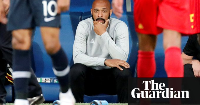 Back to the start: Thierry Henry joins Monaco as head coach – video Photo