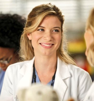 Leah Murphy from Grey's Anatomy characters that disappeared