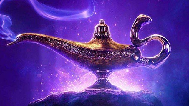 MusicNationME's photo on Aladdin