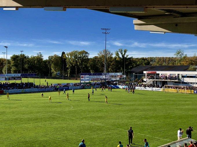 Schluss! Hochverdienter 2:0-Sieg für Lippstadt, der #BVBII enttäuscht komplett. 👀 Foto