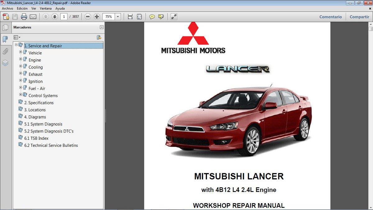 Mitsubishi 2 4l Engine Diagram