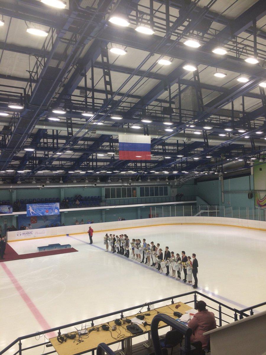 Российские соревнования сезона 2018-2019 (общая) - Страница 10 DpZRy5KXUAAyTAu