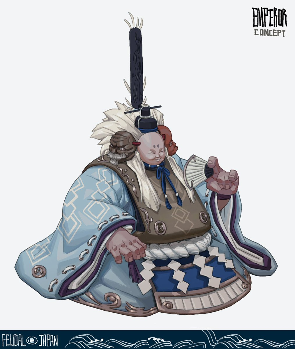 8/8 Emperor and Shogun.