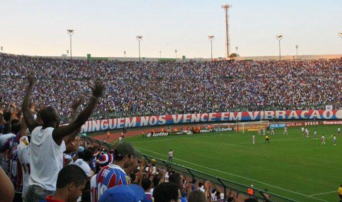 🔥 Stasera tocca a noi! 🔥 Alle italiane, c'è Bahia-Paraná allo stadio Pituaçu! Ultima a -14 dalla salvezza, la squadra di Curitiba è ormai spacciata. Il Tricolor, 14esimo a +1 dalla zona inferno, deve vincere assolutamente. Mancano 10 giornate. #BBMP Foto