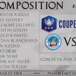 #CoupeDeFrance Twitter Photo