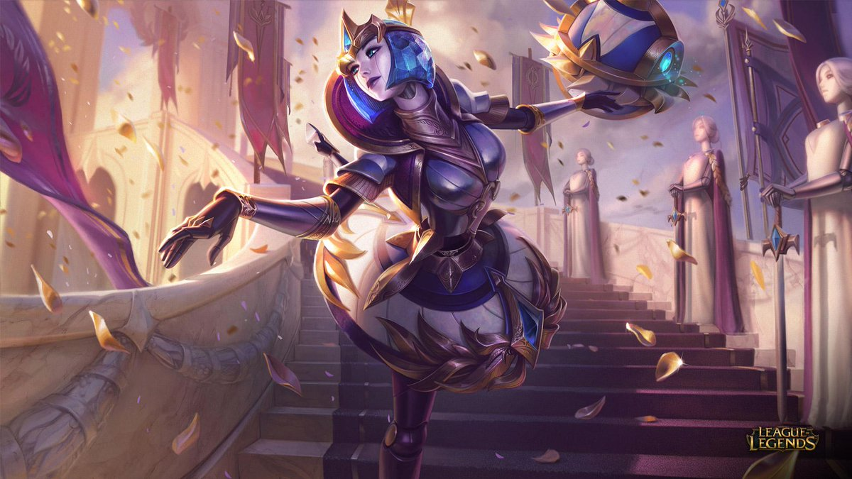Be Victorious End of 2018 Season Rewards More info here ---> na.leagueoflegends.com/en/page/end-se…