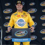 Congrats to a longtime member of our Spire family, @DavidGilliland on winning the Pole for today's @NASCAR_Trucks race!