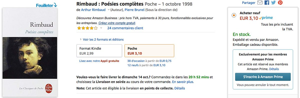 Frederic Martel On Twitter Amazon Les Pratiques