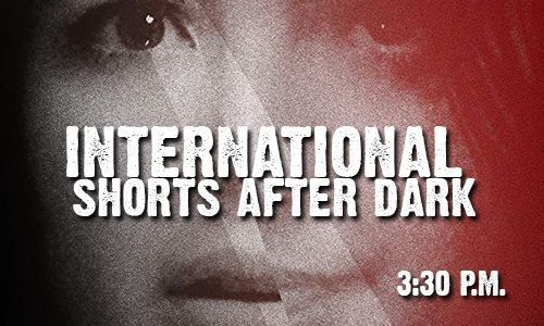 First up today at #TADFF: International Shorts After Dark! See these nine genre shorts from around the world at 3:30 🌎💀 🎟️🎟️🎟️: #shortfilm Photo
