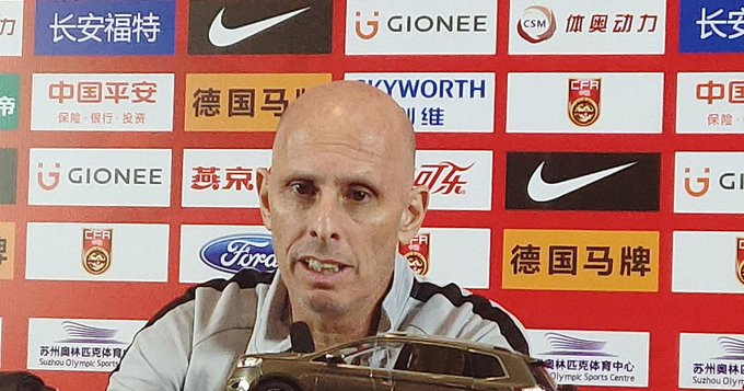 #IndianFootball #CHNvIND We are a very difficult team to beat: Head coach Stephen Constantine proud after draw against China Read: Photo