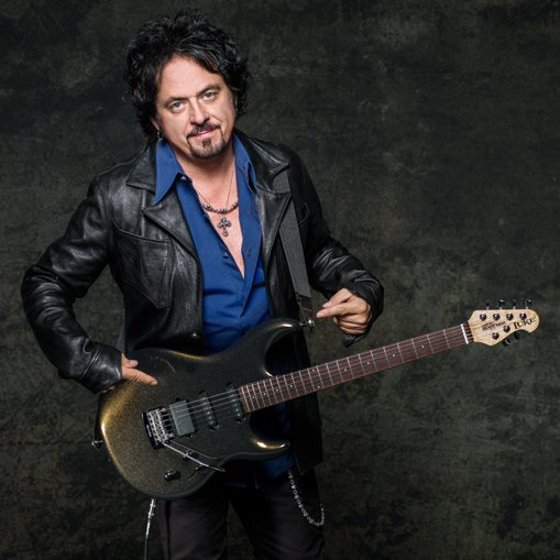 Happy birthday mr. Steve Lukather October 21, 1957  Toto - Hold The Line