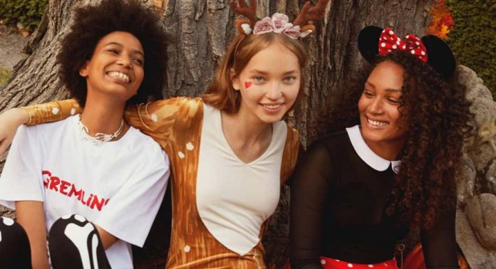 Disfraces bonitos y terroríficos que puedes comprar en H&M: https://t.co/L5L9TsYWSs
