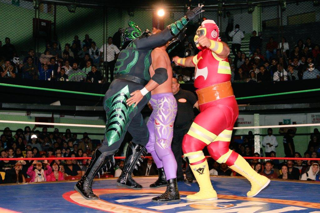 CMLL: Una mirada semanal al CMLL (Del 18 al 24 octubre de 2018) 8