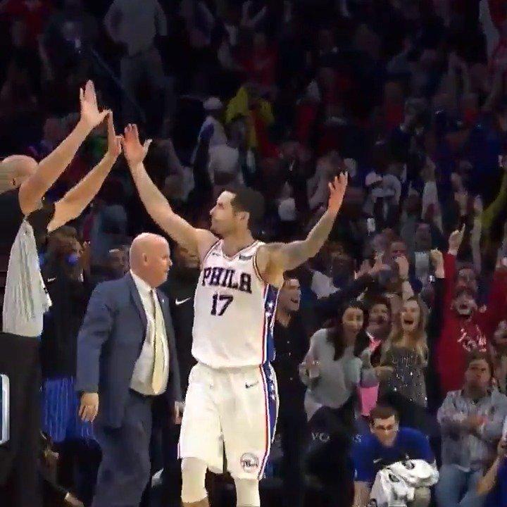 What a finish in Philadelphia! #KiaTipOff18 https://t.co/oqKTzCnJaa
