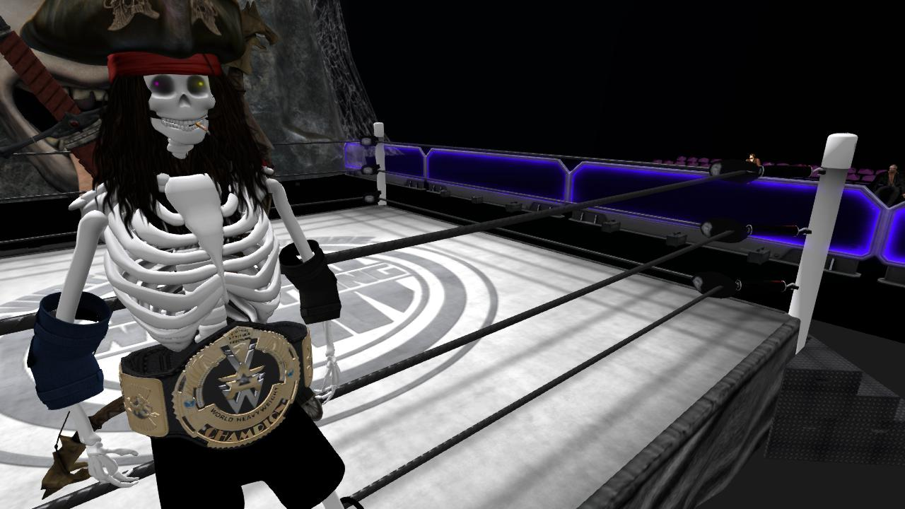 VAW Heavyweight Champion Pasta Lopez