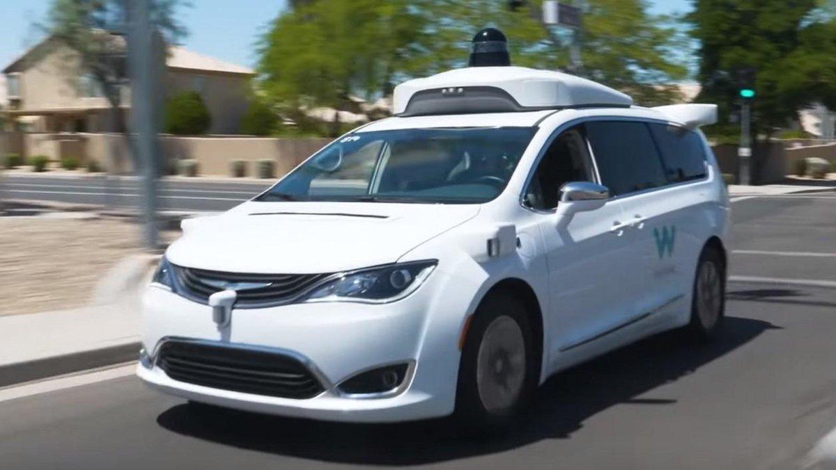 Les voitures autonomes de Waymo ont (presque) atteint la maturité d'un service commercial https://t.co/NopdRrwAtJ