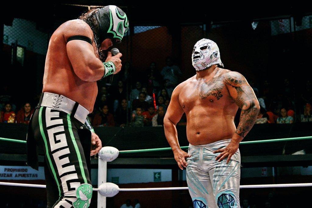 CMLL: Una mirada semanal al CMLL (Del 18 al 24 octubre de 2018) 9