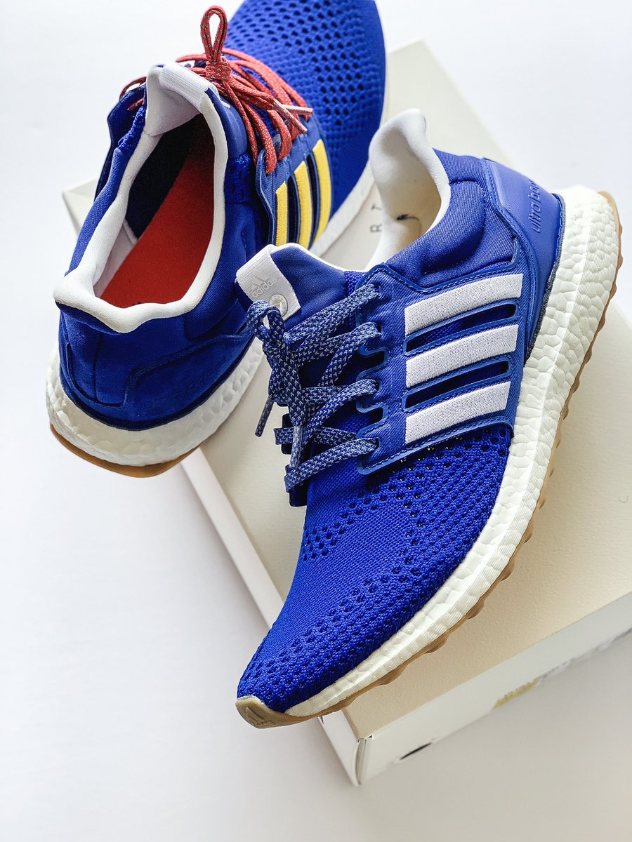 5ac9b1ca6 Adidas Engineered Garments Ultraboost Consortium 3M Laces by   Doctorlacespic.twitter.com OjYnwANKdW