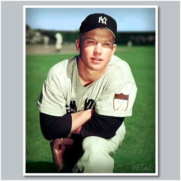 Happy birthday to Mickey Mantle!!!!