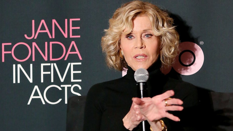 Jane Fonda: 'Midterms are the most important elections of my lifetime' https://t.co/8Blf2pnW8m