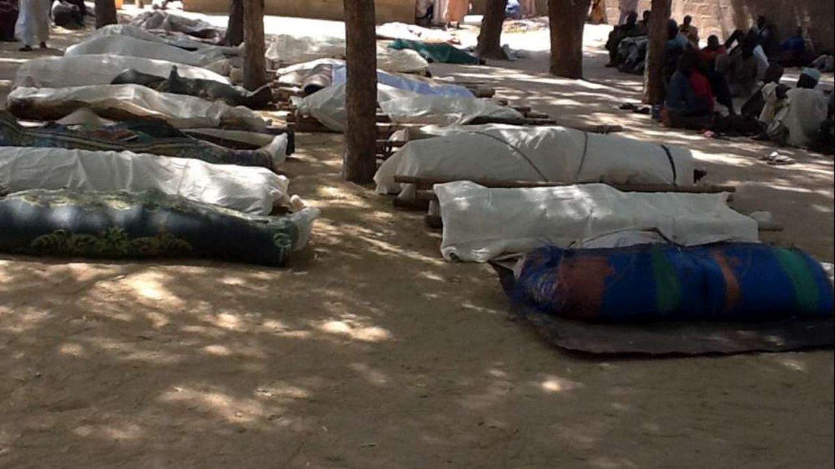 Nigeria, jihadisti Boko Haram massacrano con machete 12 contadini #Nigeria https://t.co/0slCoXjdul