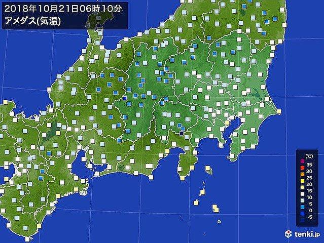 【冬の気配】関東で今季初の冬日、初冠雪も https://t.co/ywVHzJVWkk  きょう21日、浅間山で平年より7日早い初冠雪を観測。群馬県嬬恋村の田代では、-0.1℃を観測し今シーズン初の冬日となりました。
