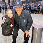 Image for the Tweet beginning: Great to meet 8-year old
