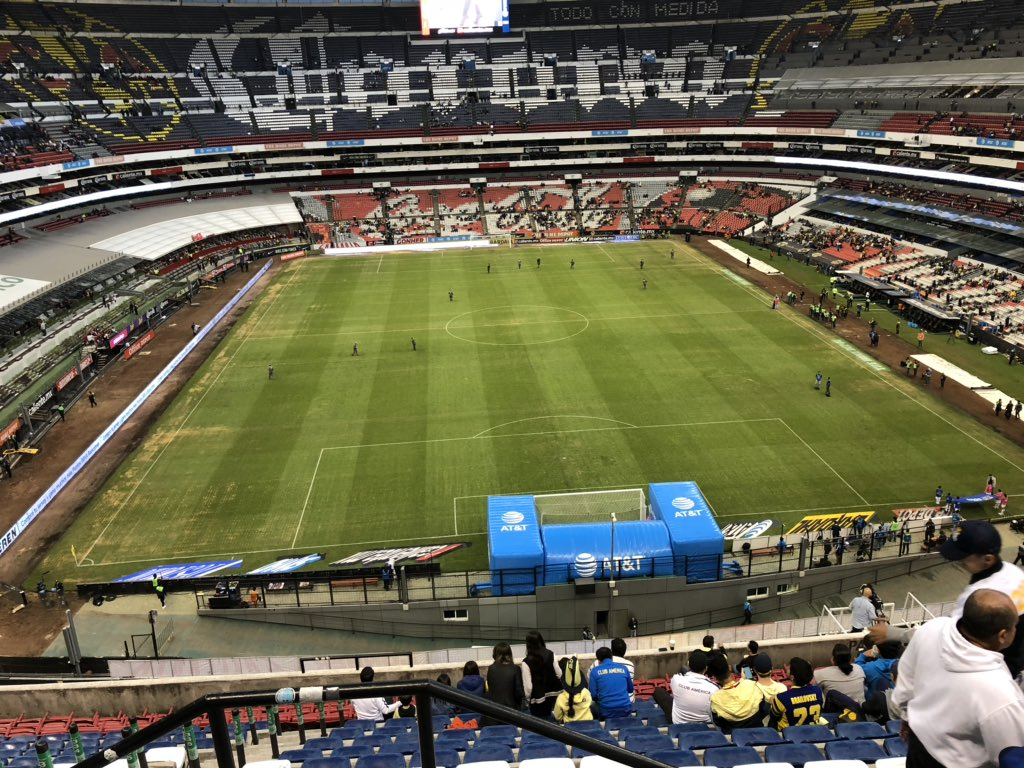 América vence 3-0 a los  Xolos Tijuana J13