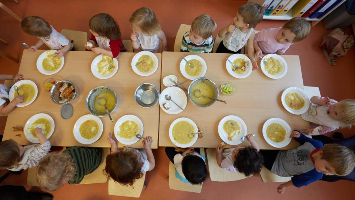 In Deutschland fehlen 273.000 Kita-Plätze für unter Dreijährige https://t.co/RHt2g16SPM