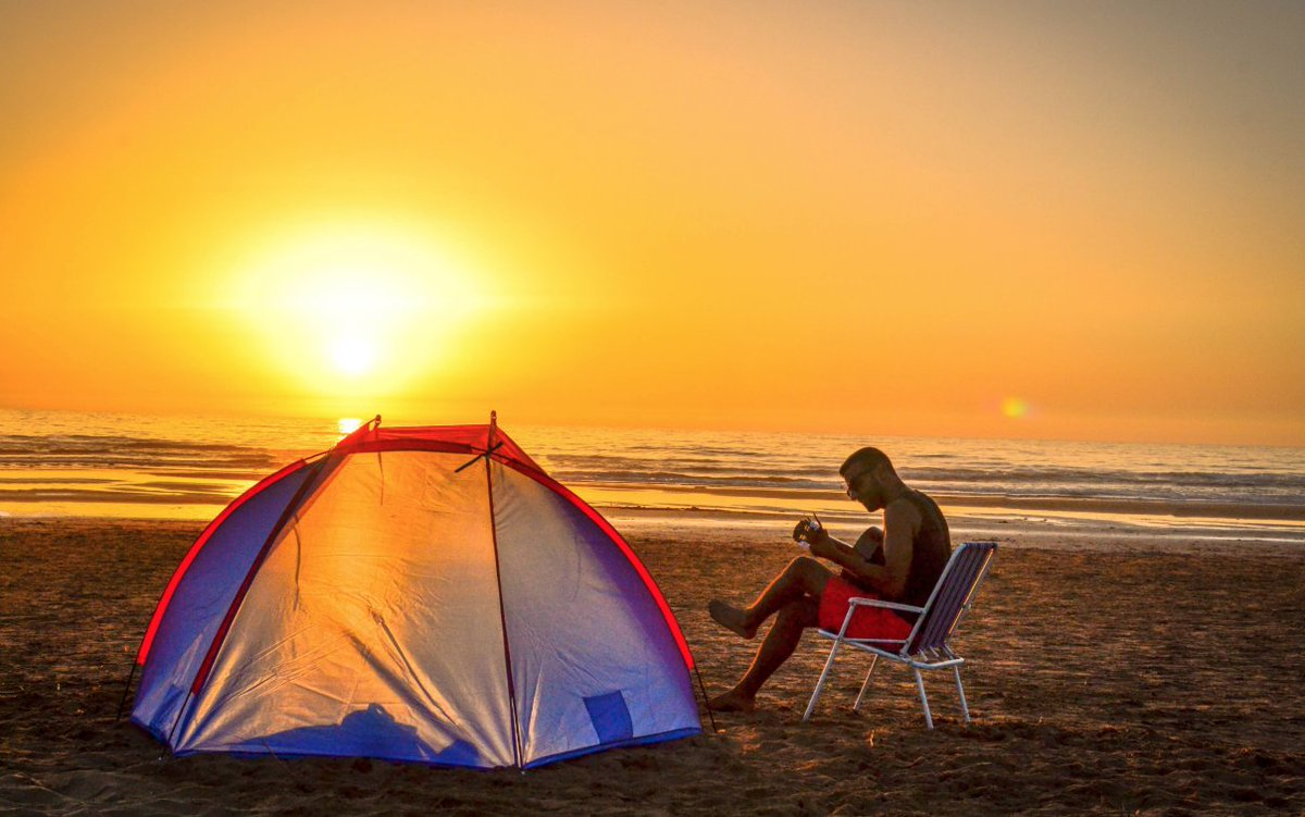 13 Best Beach Camping Spots: https://t.co/4Dc1cMPgMB