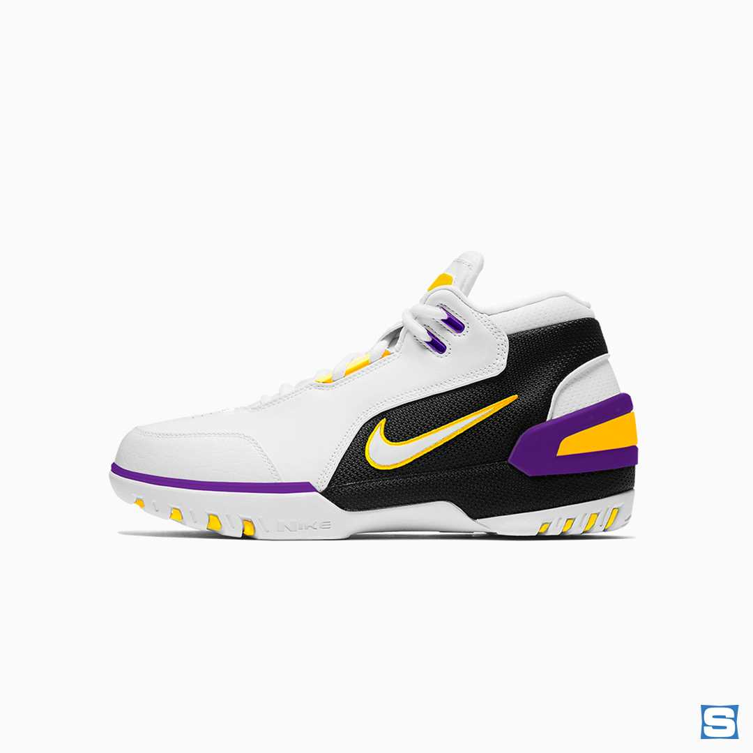 """'Lakers' Air Zoom Generation 🎬 'Dodgers' LeBron 2 ⚾️ """"Tiffany' LeBron 6 💎 'Rams' LeBron 15 Diamond Turf 🏈 We imagined what @KingJames' signature sneaker line may have looked like had he played his entire career in Los Angeles. https://t.co/AZs0iYONaA"""