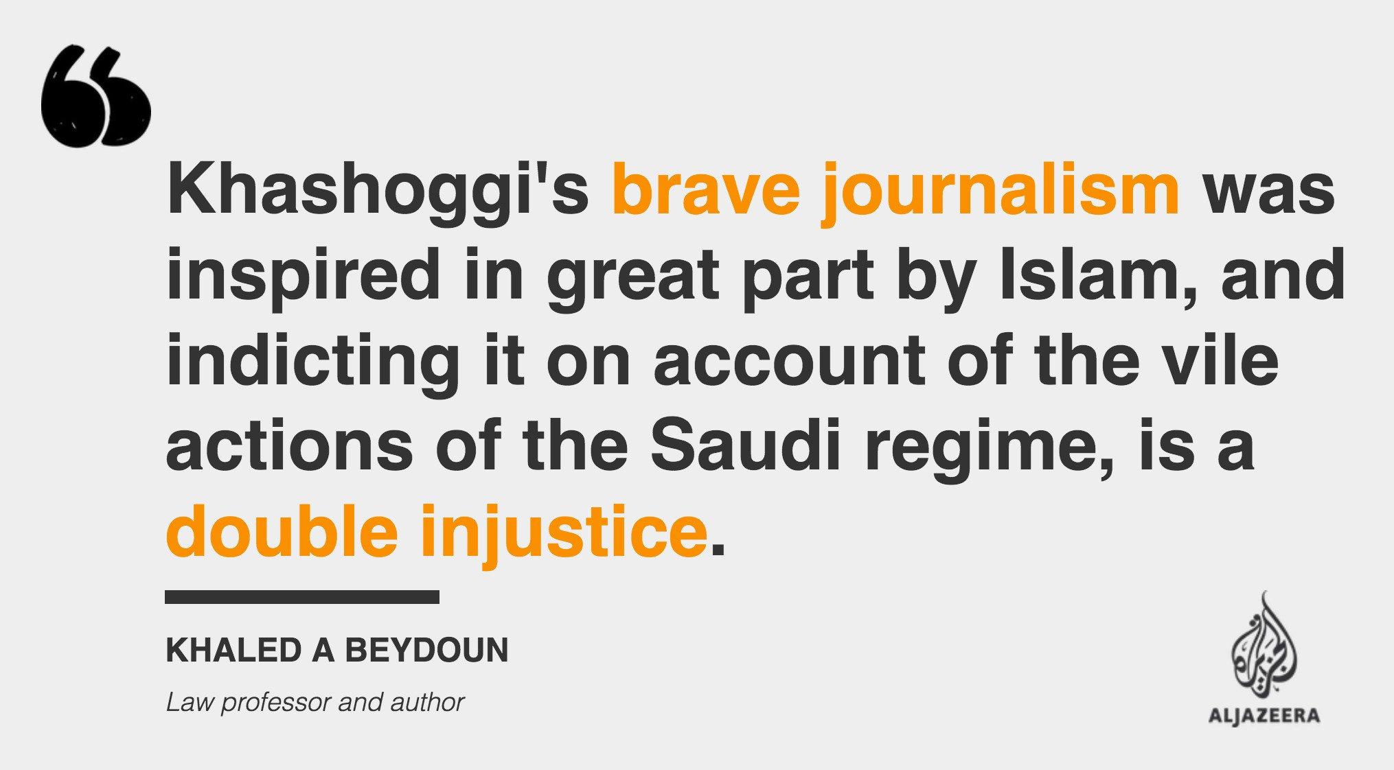 The Saudi regime does not represent Islam https://t.co/DDhJRpGO7u — #AJOpinion https://t.co/I4bjkqIybT