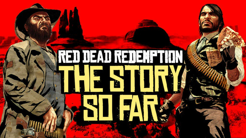 It's time to refresh your memory on the story of John Marston. Here's Red Dead Redemption's story (so far) https://t.co/xhyF5laRpL