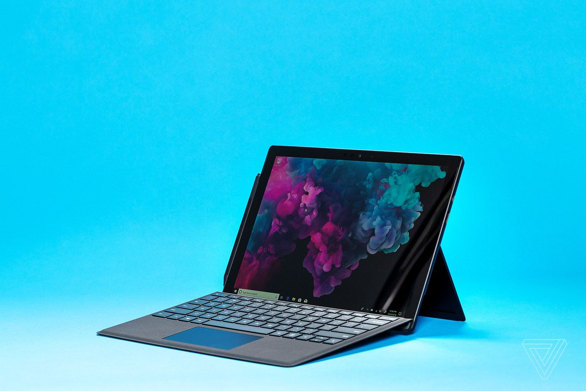 Microsoft Surface Pro 6 review: a familiar bet https://t.co/GicfrFnrM9